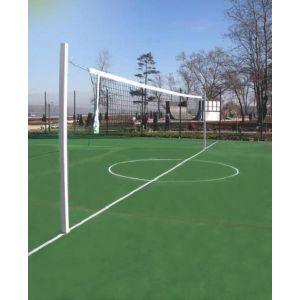 Стойки волейбол за площадка
