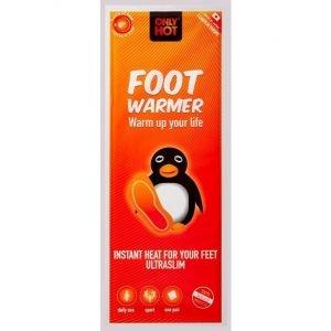 Отоплител / уормър за крака ONLY HOT