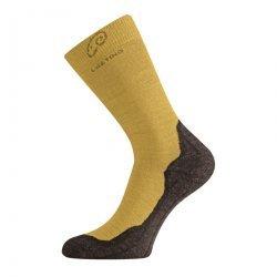 Термо чорапи LASTING WHI, Жълт