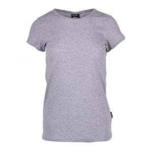 Дамска тениска HI-TEC Lady Plain Grey melange