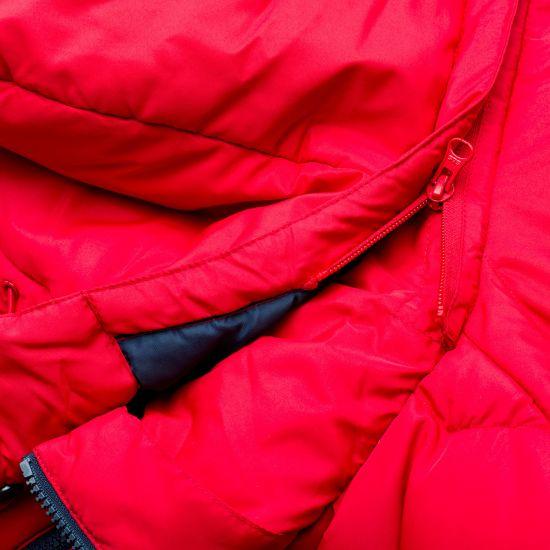 Мъжко зимно яке HI-TEC Safi, Червен