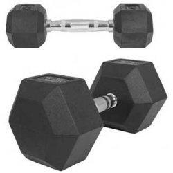 Хексагонален дъмбел SPARTAN 4 кг
