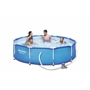 Градински басейн Bestway Steel Pool Max 305