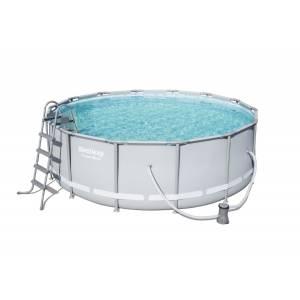 Градински басейн Bestway Power Steel Pool 427