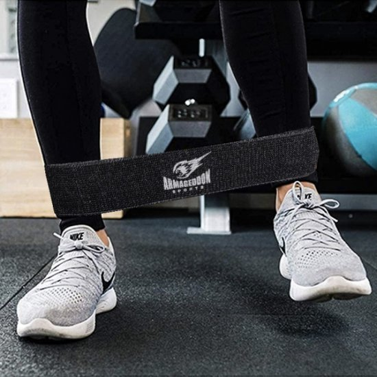Тренировъчен ластик за крака Armageddon