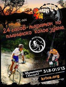 24h plakat 2013